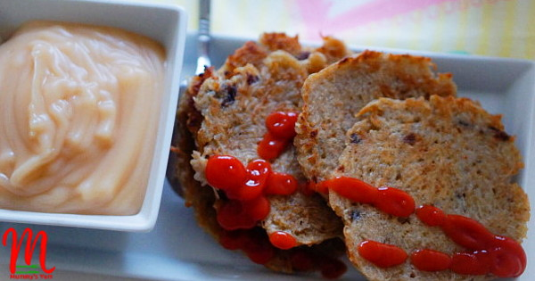 Nigerian Yam Pancake