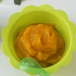 Simple Pumpkin Puree for Baby