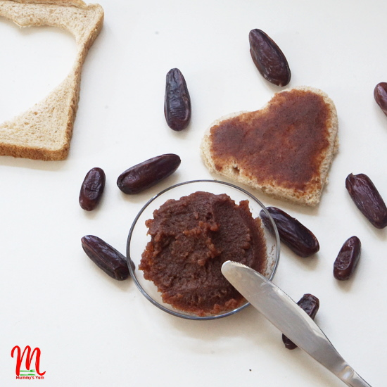 Date Paste - A Natural Sweetener for babies , kids and the family