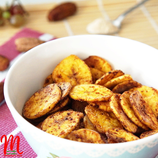 Plantain Chips Snacks