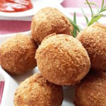 Protein-Rich Nigerian Yam Balls
