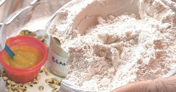 Homemade Beans Powder